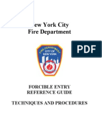 FDNY Forcible Entry Manual PDF