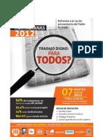 Mesas Hurtadianas - Propuestas 2012