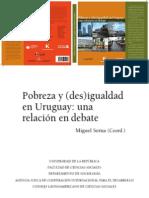 Pobreza y (des)igualdad en el Uruguay