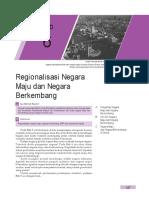 6. Regionalisasi Negara Maju Dan Negara Berkembang