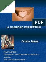 La Sanidad Espiritual (2)