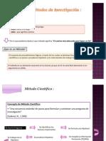 58872106 Metodologia Concepto Etimologia Tipos Metodo Cientifico