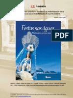 Registro de festejos populares brasileiros - as simbologias de rios e mares como locais da manifestação da espiritualidade