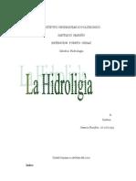 Hidrologìa