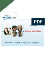 v9 course information