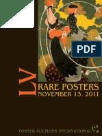 PAI LV Rare Posters