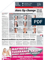 Have they delivered? Northern Times (1/2)