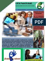 3era Edición Periódico Proyección Social.