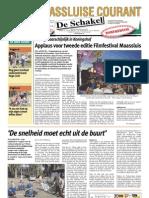 Maassluise Courant week 34