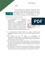 Caracteristicas de Microorganismos