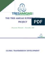 TresAmigas Presentation 11 04