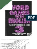 Jogos de Palavras Inglês