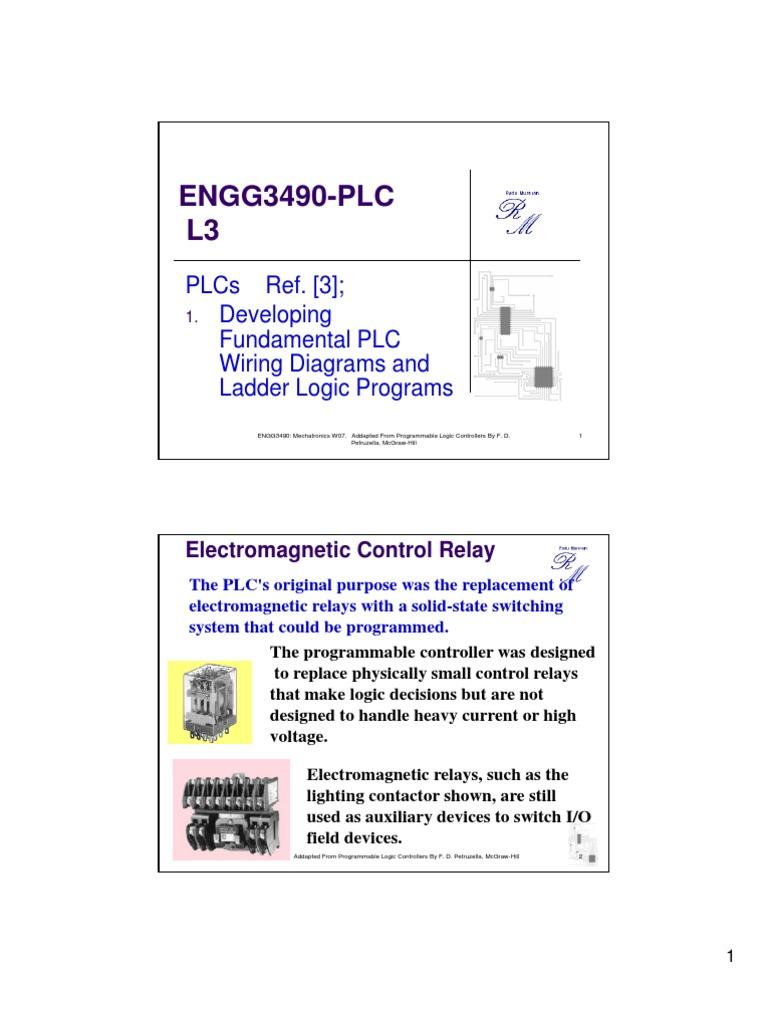 Reed Switch Plc Wiring Diagram