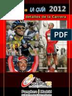 La Vuelta 2012