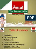 Amul Final