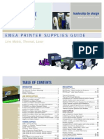Ptx Supplies Guide_feb 2009