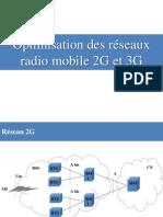 Optimisation des réseaux radio mobile 2G et 3G