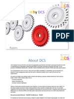 9.Why DCS
