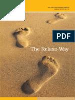 Relaxo Footwears Ltd 2012