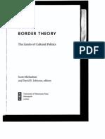 Lugo Border Theory