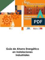 Guía de Ahorro Energético en Instalaciones Industriales