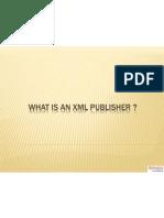 XML Report - Procedure With Screenshot