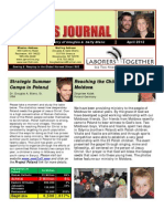 April 2012 Newsletter LT