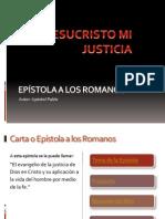Epistola a los Romanos