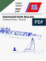 Inland Navigation Rules