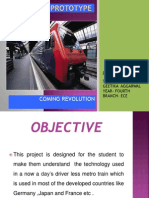 Metrorail Prototype