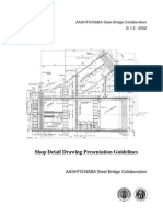 U233_Shop Drawings Guidelines_AASHTO_NSBA Steel Bridge Collaboration