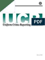 Forcible Rape - FBI Uniform Crime Reporting Handbook