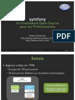 Presentation Symfony