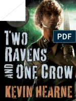 Two Ravens And One Crow by Kevin Hearne (eNovella Excerpt)