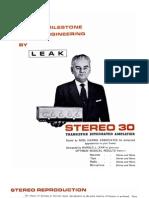LEAK Stereo 30