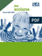 Actividades extraescolares 2012-2013