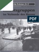 Historische Tatsachen - Nr. 17 - Udo Walendy - Einsatzgruppen Im Verbande Des Heeres - 2. Teil (1983, 40 S., Scan-Text)