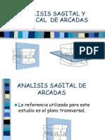 CRECIMIENTO Y DESARROLLO, ANALISIS VERTICAL Y SAGITAL