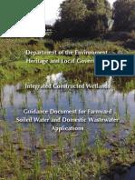 Constructed Wetlands IE