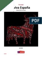 Themalijst Spaanse Film en Muziek
