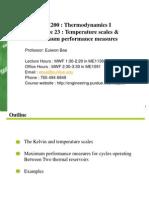 Lecture23_Temperature Scales Maximum Performance Measures
