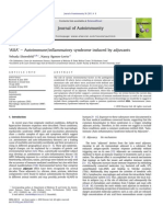 Schoenfeld_JournAutoimunity_2011 - ASIA -  Autoimmune - inflammatory syndrome induced by adjuvants