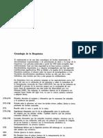 Cronología de la bioquímica