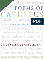 CATULLO Edizione bilingue (Latino - Inglese) 2005