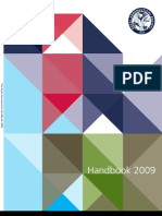 RAES Handbook 2009