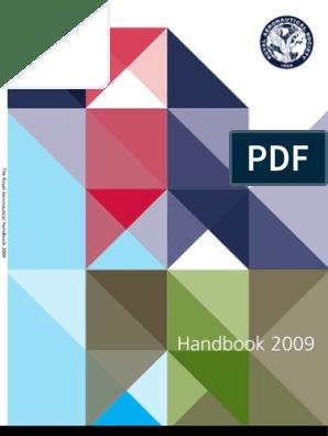 RAES Handbook 2009 | Aeronautics | Aviation