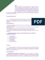 Promocion de La Educacion Virtula Con El Apoyo de Las TIC