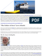 James Gosling, Oceans, Water and Whales and Java and Jelastic