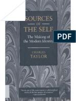 Charles Taylor Sources of the Self the Making of the Modern Identity 0