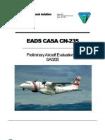 Cn 235 Report